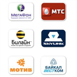 Операторы сотовой связи Черепаново
