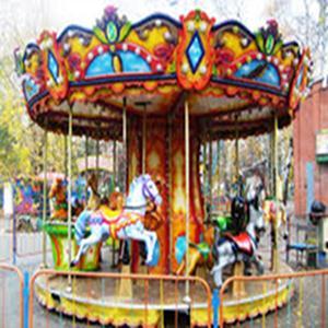 Парки культуры и отдыха Черепаново