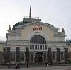 Железнодорожные вокзалы в Черепаново