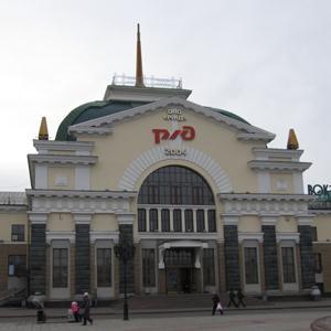 Железнодорожные вокзалы Черепаново